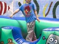Cayden Rabbitte having a bounce!