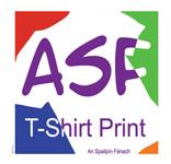 ASF T-Shirt Print